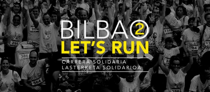 Anímate a participar en Bilbao Lets Run
