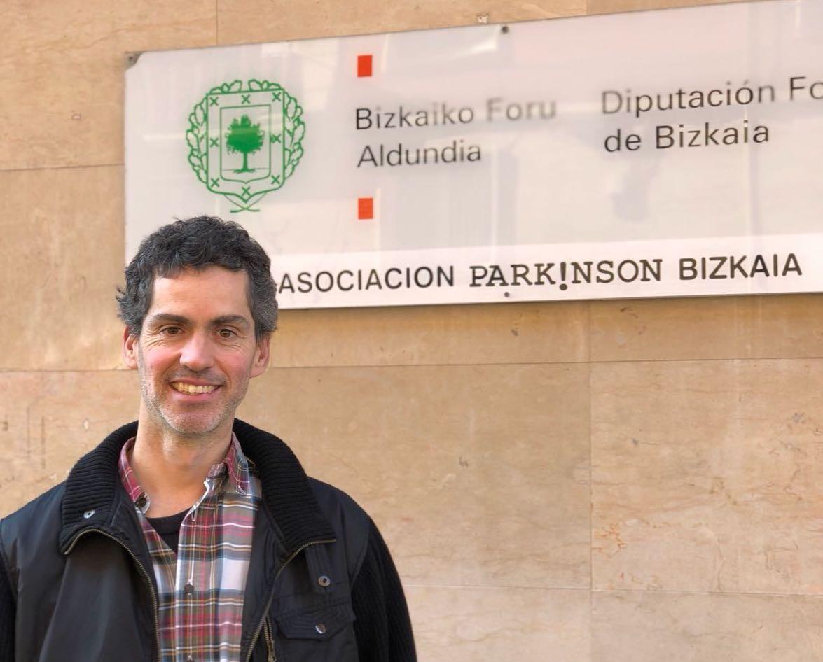 Alberto Díaz, psicólogo de ASPARBI