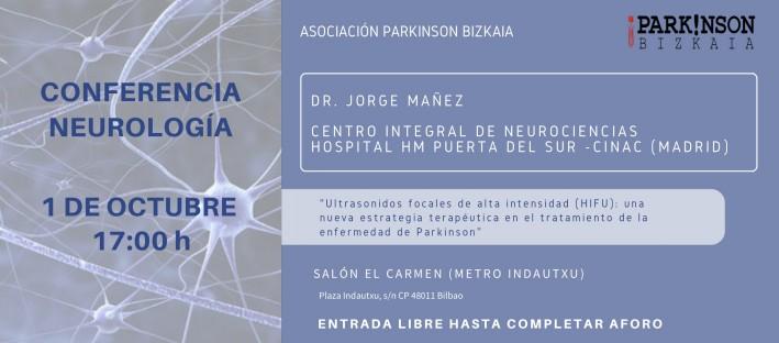 Conferencia Neurología ASPARBI
