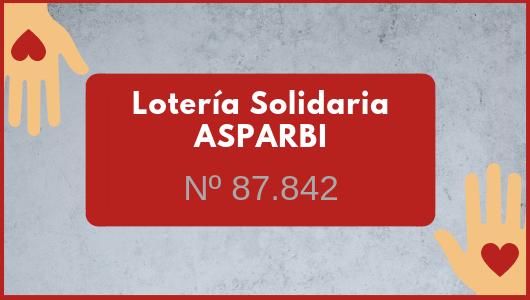 LOTERÍA NAVIDAD ASPARBI