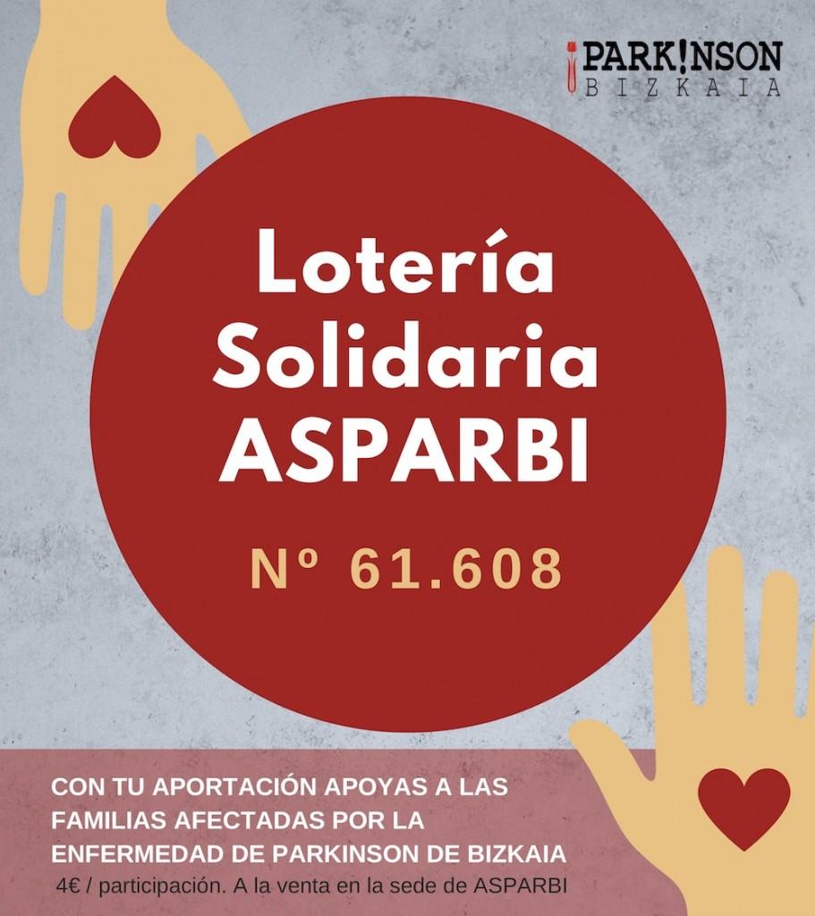 LOTERÍA Solidaria ASPARBI